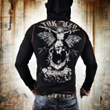 Yakuza tričko s dlouhým rukávem HOB 7037 Black empty 529193c5f8