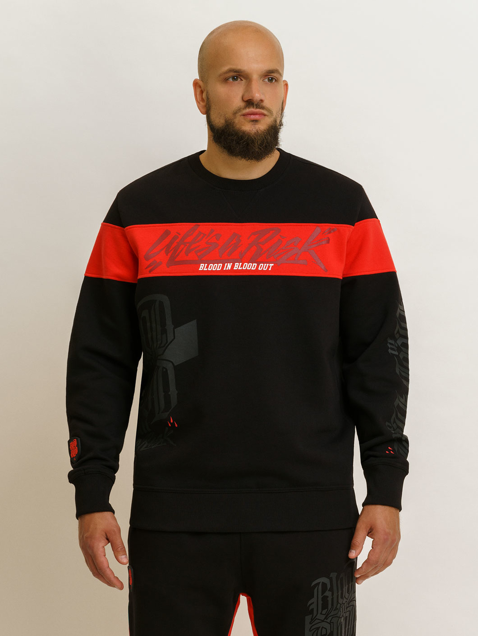 Blood in Blood mikina Estar Sweater