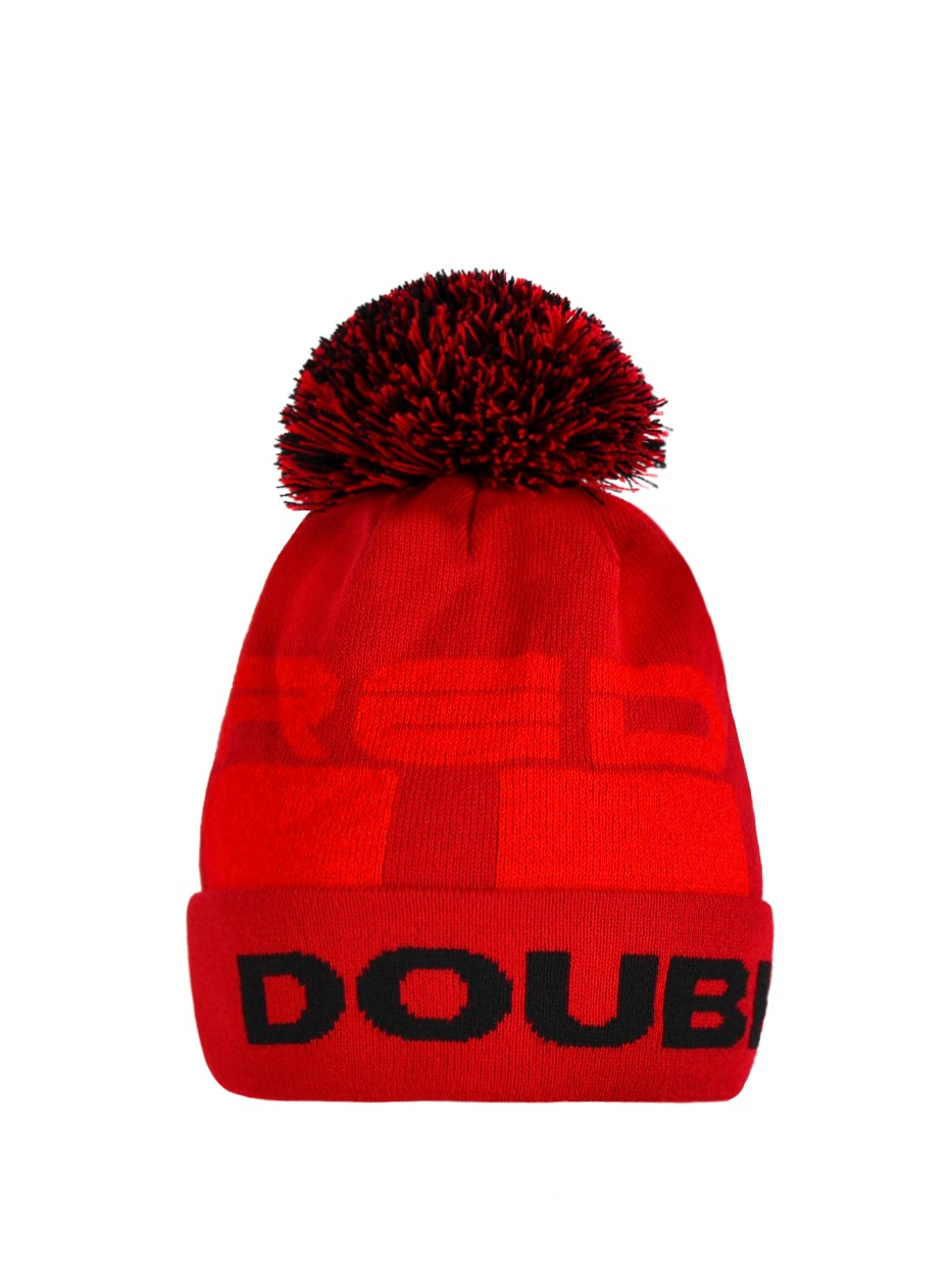 Double Red kulich WHISTLER Red Cap