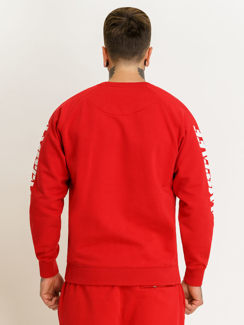 Amstaff Mikina Logo 2.0 Sweater Red
