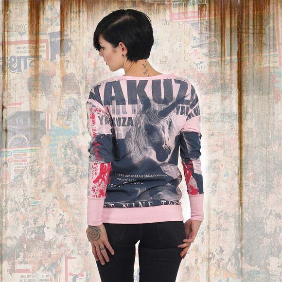 cc58ec0c5fe5 Kompletní specifikace · Ke stažení · Související zboží. Yakuza YAKUZA  UNICORN dámské tričko s dlouhým rukávem GLSB 13143