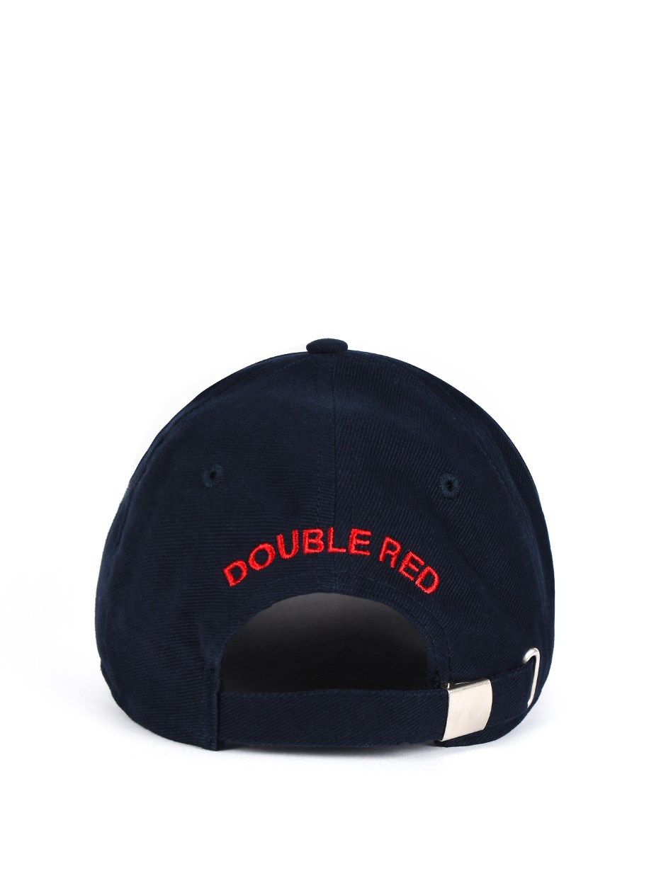 Double Red kšiltovka BAD KARMA BOY Dark Blue