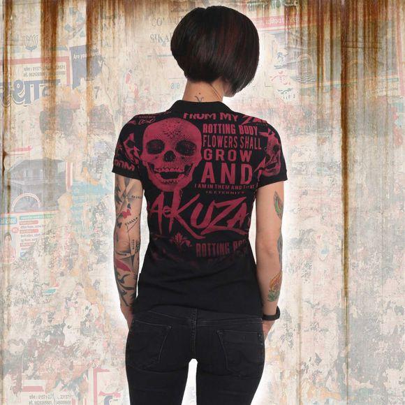 890052069 Kompletní specifikace · Ke stažení · Související zboží. Yakuza dámské polo  tričko ROTTING ...