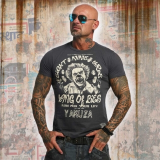 Yakuza tričko TSB 10002 Dark Shadow - 5XL