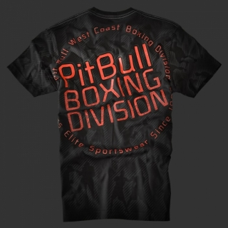PitBull West Coast Triko WP Boxing Division