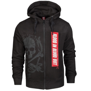 Blood in Blood mikina Orden Zip Hoodie 2018
