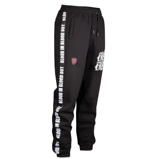 Blood in Blood tepláky Black Stripe Sweat Pant