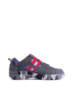 Double Red boty Red Hero Soldier Edition Blue/Grey