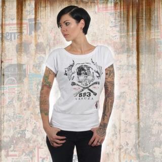 da63bb184d55 Yakuza tričko GSB 13136 White empty