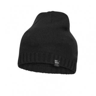 PitBull West Coast zimní pletená čepice HOBART černá empty 54272a9c18