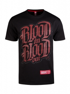 Blood in Blood triko Signet