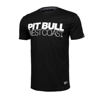 PitBull West Coast triko TNT ČERNÉ