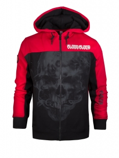 Blood in Blood mikina Belo Zip